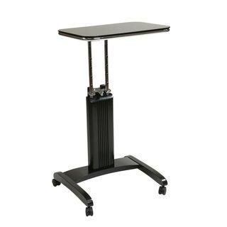 Adjustable Black Precision Laptop Stand
