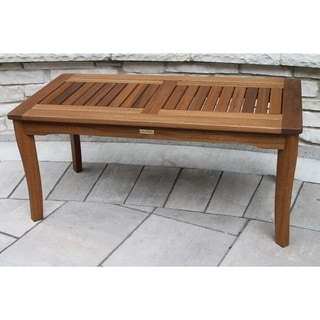 Eucalyptus Coffee Table