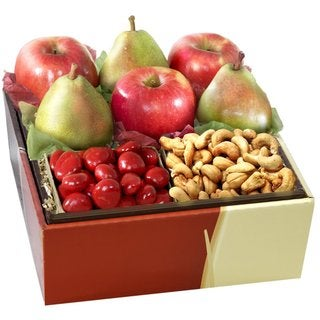 Classic Fruits and Nuts Gift Box