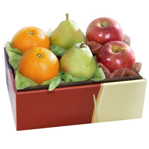 California Fruit Trio Gift Basket