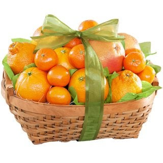 Sweet Sunshine Citrus Gift Basket