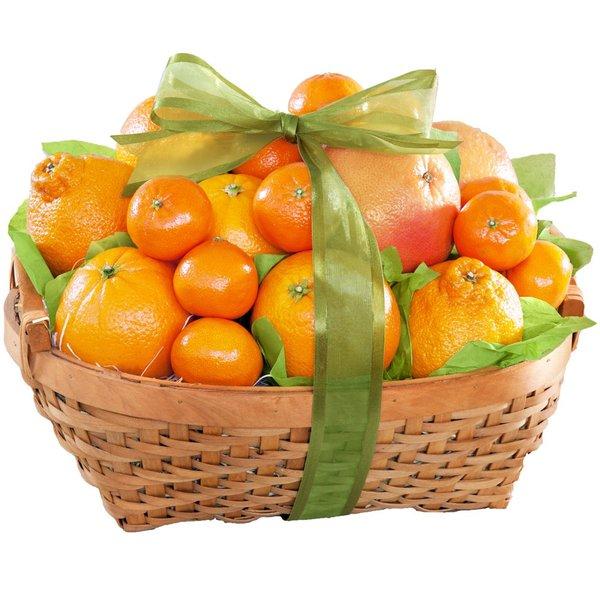California Sunshine Citrus Gift Basket