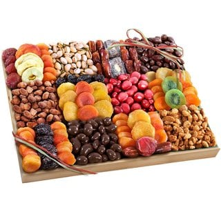 Grand Gourmet Dried Fruit Tray