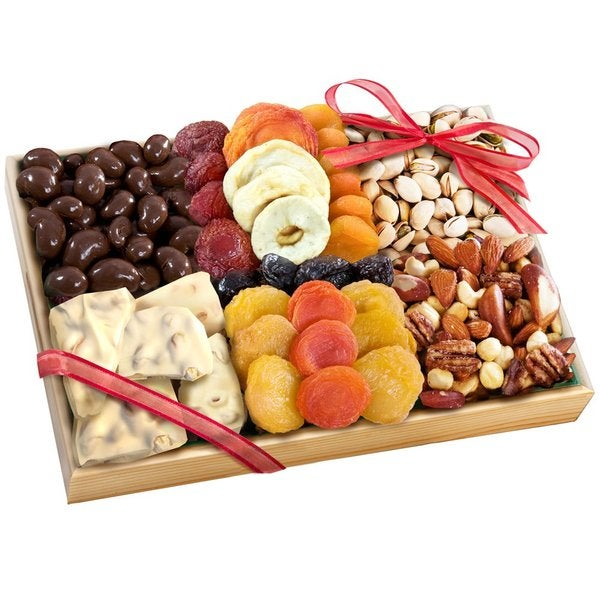 Grande Dried Fruit Gift Tray
