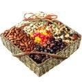 Organic Sweet and Salty Gift Basket