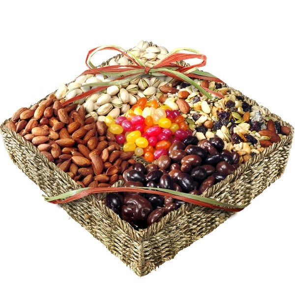 Organic Sweet and Salty Gift Basket