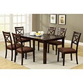 Furniture of America Dietric Espresso Finish 7-piece Dining Set