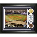 Tropicana Field Game Tampa Bay Rays Used Dirt Coin Photo Mint