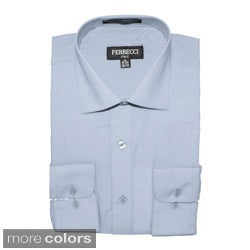 Ferrecci Men's Slim Fit Dress Shirt