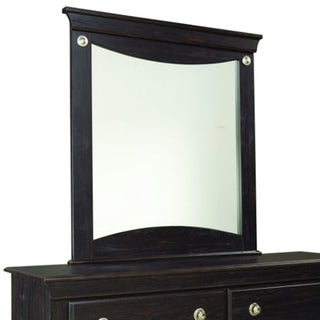 Taylor Espresso Finished Mirror