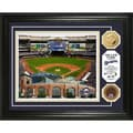 Highland Mint Miller Park Game Used Dirt Coin Photo Mint
