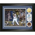 MLB Matt Kemp 'Triple Play' Used Dirt Coin Photo Mint