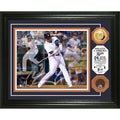 MLB Miguel Cabrera 'Triple Play' Used Dirt Coin Photo Mint