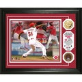 MLB Aroldis Chapman 'Triple Play' Used Dirt Coin Photo Mint