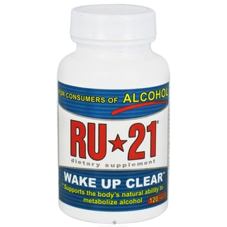 RU 21 Dietary Supplement Tablets (120 count)
