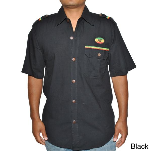 Jah Rasta Classic Shirts (Nepal)