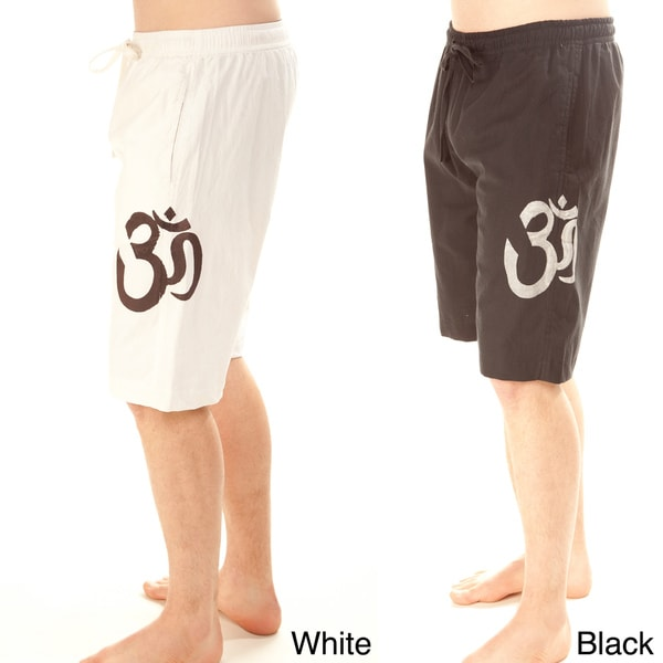 Summer Cotton 'Om' Shorts (Nepal)