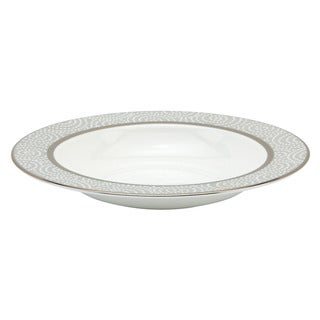 Lenox Pearl Beads Pasta/ Rim Soup Bowl