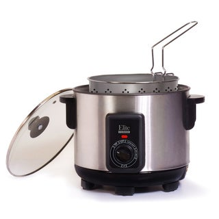 Maxi Matic 5-quart Multi Cooker Deep Fryer