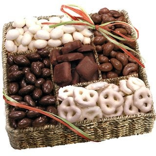 Organic Sweet Treats Gift Basket