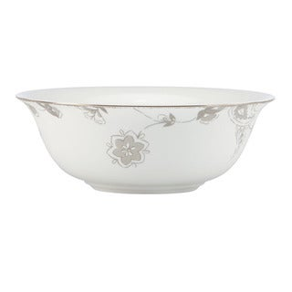 Lenox Paisley Terrace Porcelain Serving Bowl