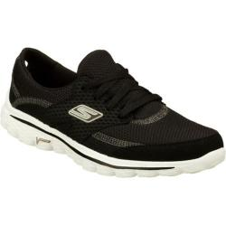 Women's Skechers GOwalk 2 Stance Black/White