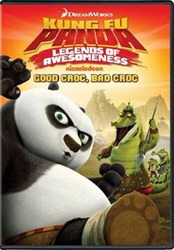 Kung Fu Panda: Legends Of Awesomeness: Good Croc, Bad Croc (DVD)