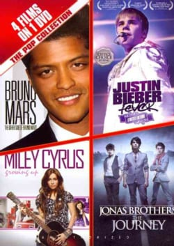 4 Films on 1 DVD: Pop Collection (DVD)