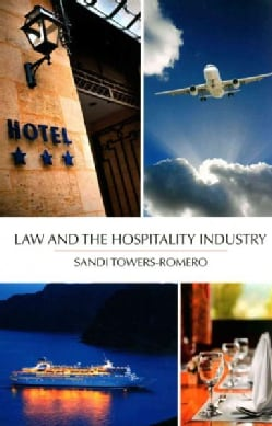 Law and the Hospitality Industry (Paperback)