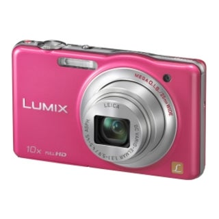 Panasonic LUMIX DMC-SZ7 14.1MP Pink Digital Camera