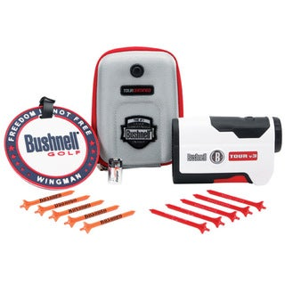 Bushnell Tour V3 Laser Rangefinder Patriot Pack