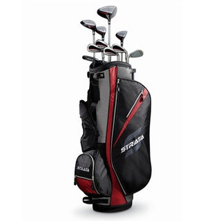 Callaway Mens Strata 13-Piece Golf Complete Set