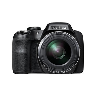 Fujifilm FinePix S8500 16.2MP Bridge Black Digital Camera