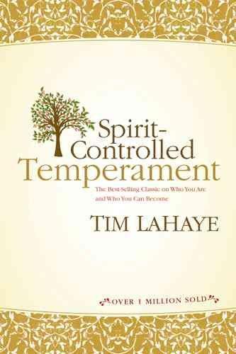 Spirit-Controlled Temperament (Paperback)