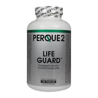 Perque2 Life Guard Energized Vitamin/ Mineral Transporter Tabsules (180 Count)