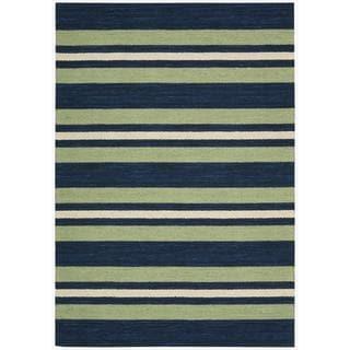Nourison Barclay Butera Oxford Wool Rug (7'9 x 10'10)