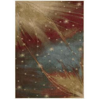 Mondrian Stellar Multicolor Rug (5'3 x 7'5)