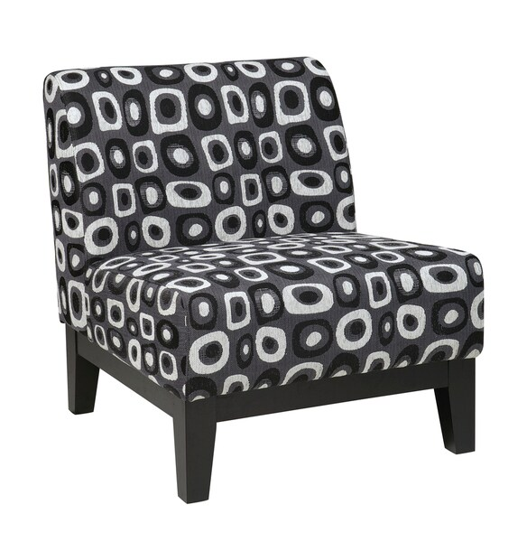 Glen Twilight Grey Accent Chair