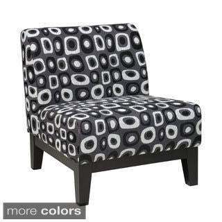 Glen Twilight Grey Accent Chair