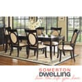 Somerton Dwelling Signature 7-piece Hardwood Dining Set