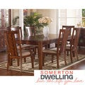 Somerton Dwelling Runway 7-piece Dining Set