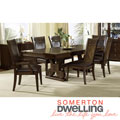 Somerton Dwelling Villa Madrid 7-Piece Dining Set