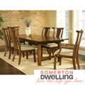 Somerton Dwelling Dakota 7-Piece Dining Set