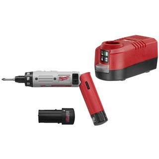 Milwaukee 4-Volt Screwdriver Kit