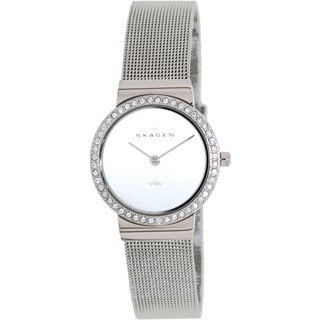 Skagen Women's Quartz Stainless Steel Watch