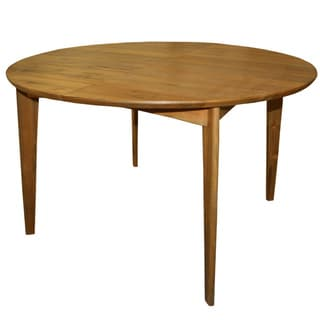 Klasik Danish Extension Reclaimed Teak Dining Table (Indonesia)