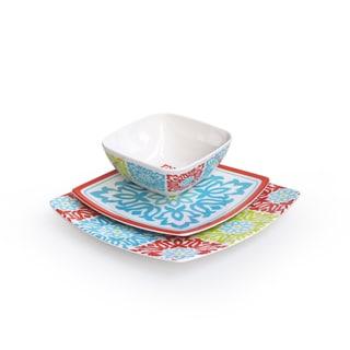 Waverly  Sweet Thing Capri 12 Piece Dinnerware Set