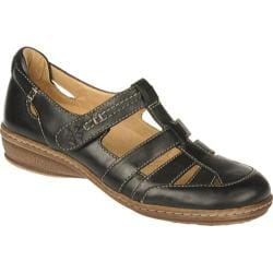 Women's Naturalizer Malta Black Burnish Mirage leather