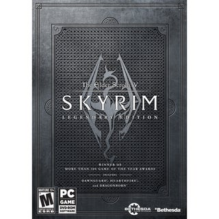 The Elder Scrolls V: Skyrim Legendary Edition PC