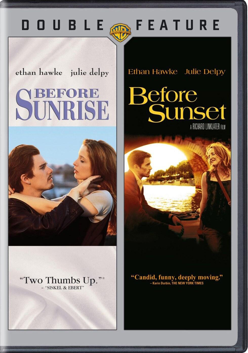 Before Sunrise/Before Sunset (DVD)